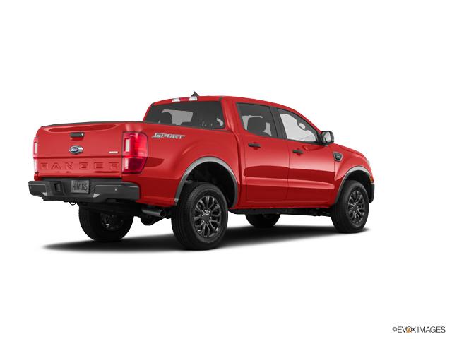 New 2020 Ford Ranger in Grenada, MS