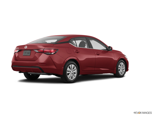 New 2020 Nissan Sentra in Bloomington, IN