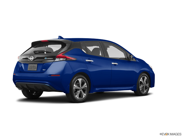 New 2020 Nissan LEAF in Fort Collins, CO