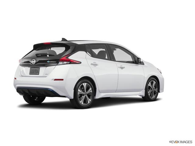 New 2020 Nissan LEAF in Huntsville, AL