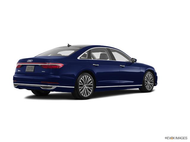 New 2020 Audi A8 L in , CA