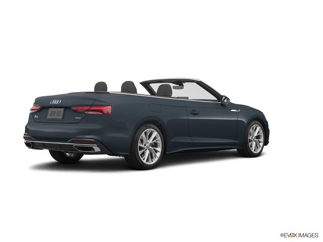 New 2020 Audi A5 Cabriolet in Lynnwood, WA