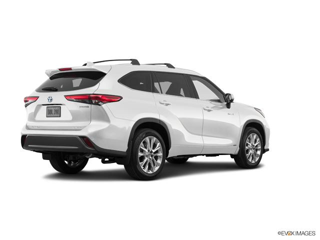 New 2020 Toyota Highlander Hybrid in Yuba City, CA