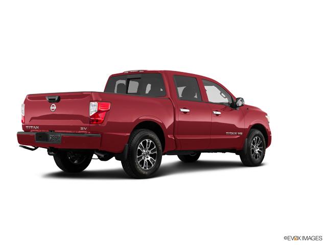 New 2020 Nissan Titan in Covington, LA