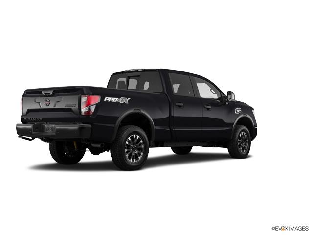 New 2020 Nissan Titan in Houma, LA