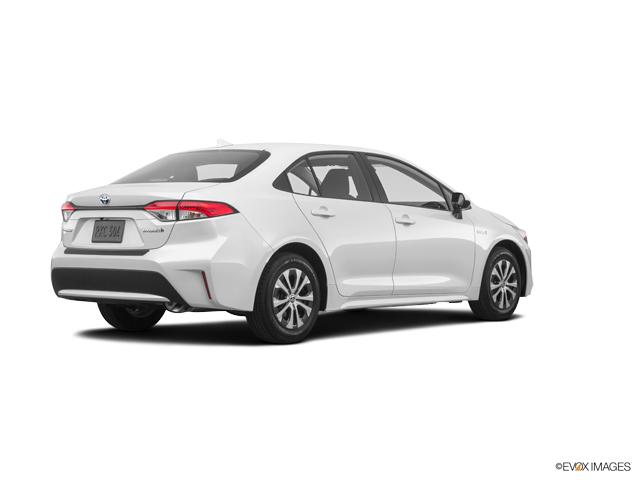 New 2021 Toyota Corolla in Dallas, TX