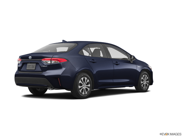 New 2021 Toyota Corolla in DeLand, FL