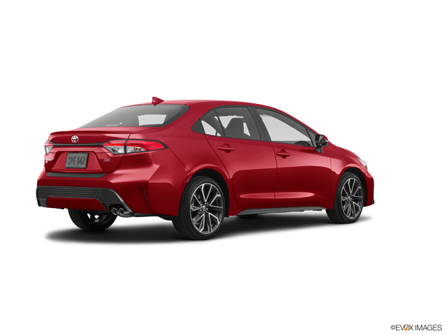 New 2021 Toyota Corolla in Abilene, TX