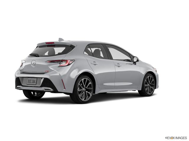 New 2021 Toyota Corolla Hatchback in Burlingame, CA