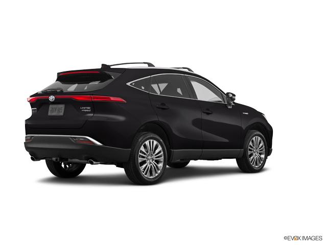 New 2021 Toyota Venza in Burlingame, CA