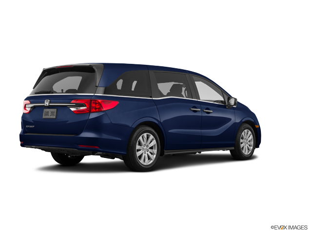 New 2021 Honda Odyssey in Troutdale, OR