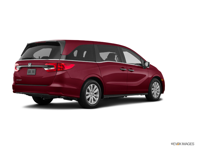 New 2021 Honda Odyssey in Olympia, WA