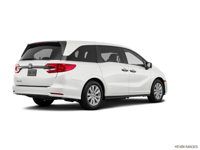 New 2021 Honda Odyssey in Westerville, OH