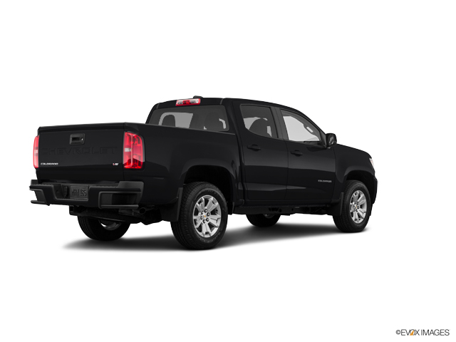 New 2021 Chevrolet Colorado in Costa Mesa, CA