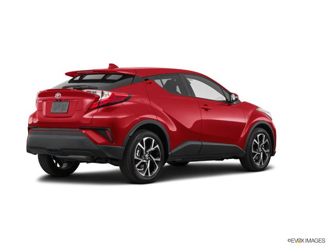 New 2021 Toyota C-HR in Venice, FL