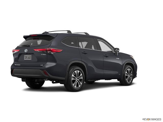 New 2021 Toyota Highlander Hybrid in Venice, FL