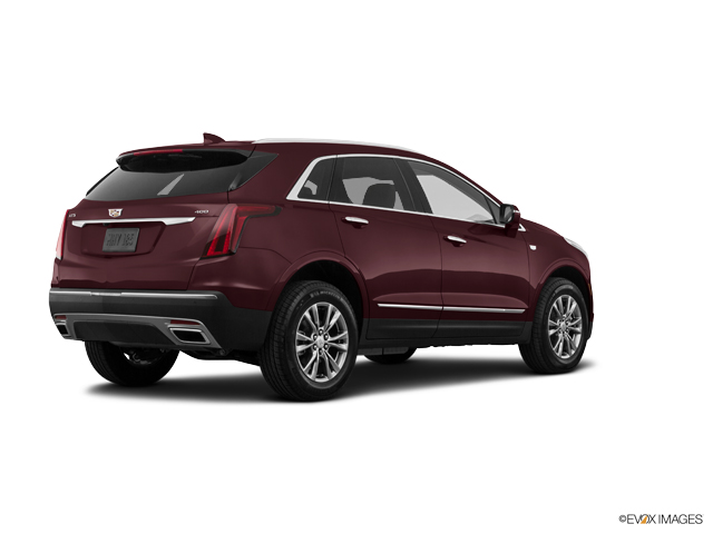 New 2021 Cadillac XT5 in Livermore, CA