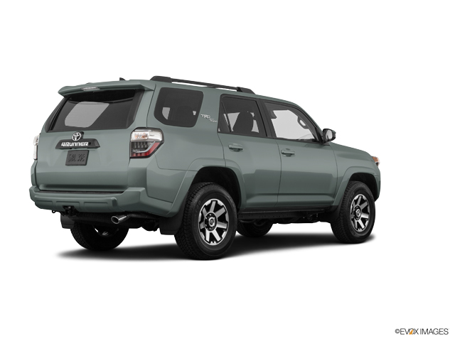 New 2021 Toyota 4Runner in Akron, OH