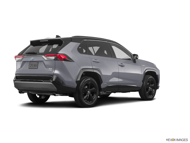New 2021 Toyota RAV4 in Burlingame, CA