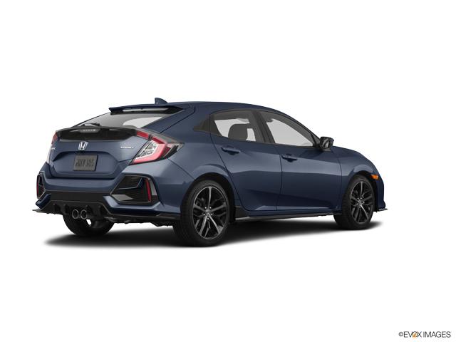 New 2021 Honda Civic Hatchback in Portland, OR