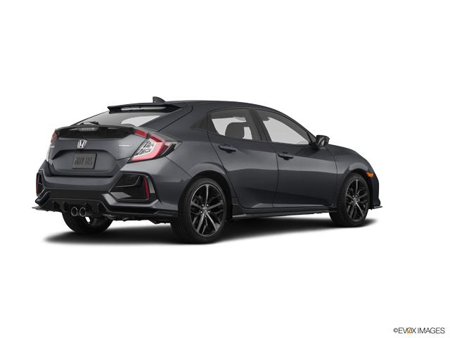 New 2021 Honda Civic Hatchback in Lebanon, PA