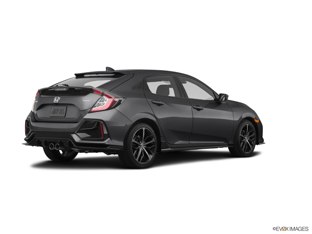 New 2021 Honda Civic Hatchback in Westerville, OH