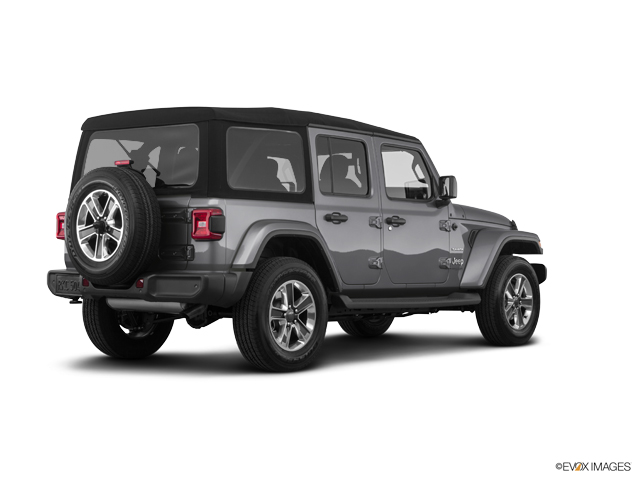 2021 Jeep Wrangler Rubicon Unlimited 4x4