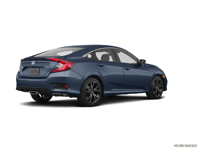 New 2021 Honda Civic Sedan in Olympia, WA