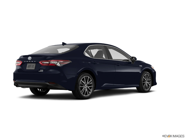 New 2021 Toyota Camry in Burlingame, CA