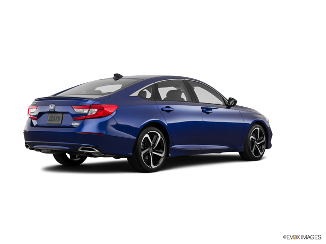 New 2021 Honda Accord Sedan in Cartersville, GA