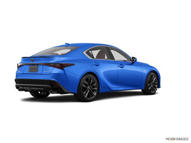 New 2021 Lexus IS in , CA