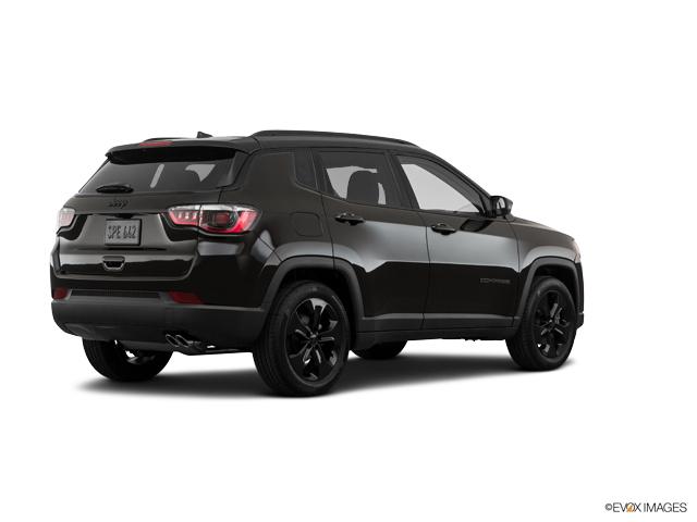 2021 Jeep Compass 80th Anniversary FWD