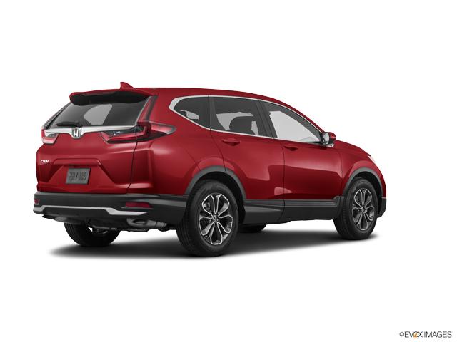 New 2021 Honda CR-V in Olympia, WA
