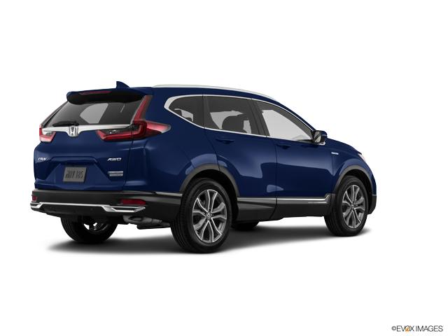 New 2021 Honda CR-V Hybrid in Burlington, WA