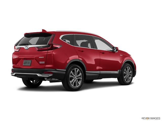 New 2021 Honda CR-V Hybrid in Olympia, WA