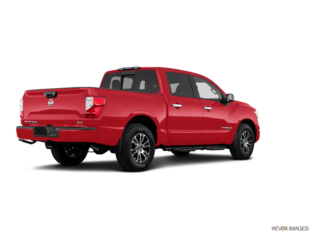 New 2021 Nissan Titan in Huntsville, AL