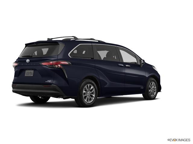 New 2021 Toyota Sienna in Juneau, AK