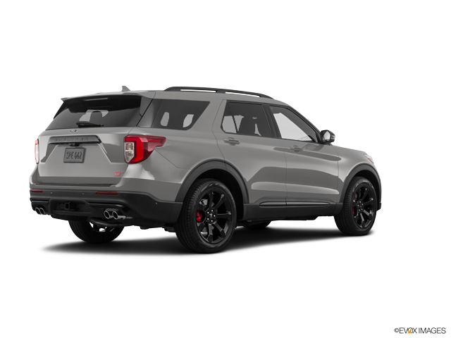 New 2021 Ford Explorer in  South Everett, WA