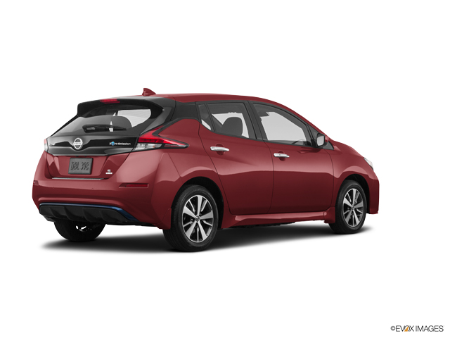 New 2021 Nissan LEAF in Fort Collins, CO
