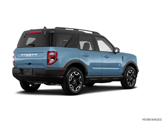 New 2021 Ford Bronco Sport in Kirkland, WA