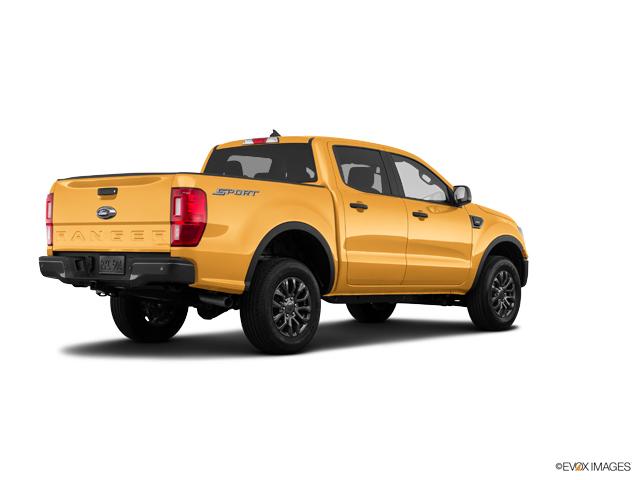 New 2021 Ford Ranger in Kirkland, WA