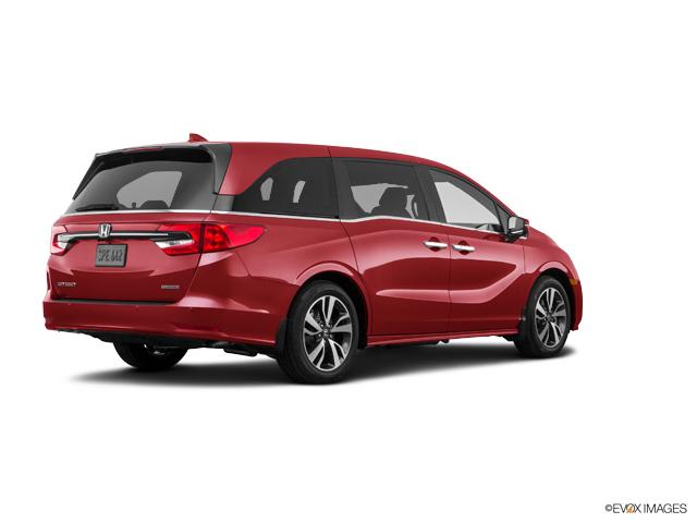 New 2022 Honda Odyssey in Fishers, IN