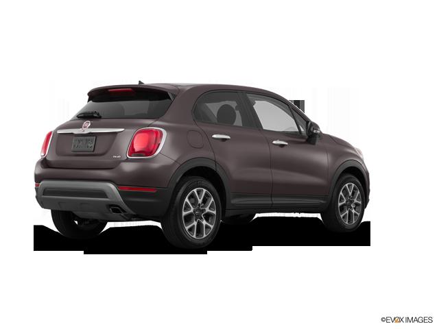 2016 FIAT 500X Trekking-AWD-