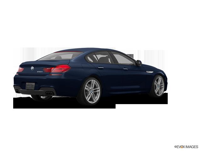 2016 BMW 6 Series 650i xDrive