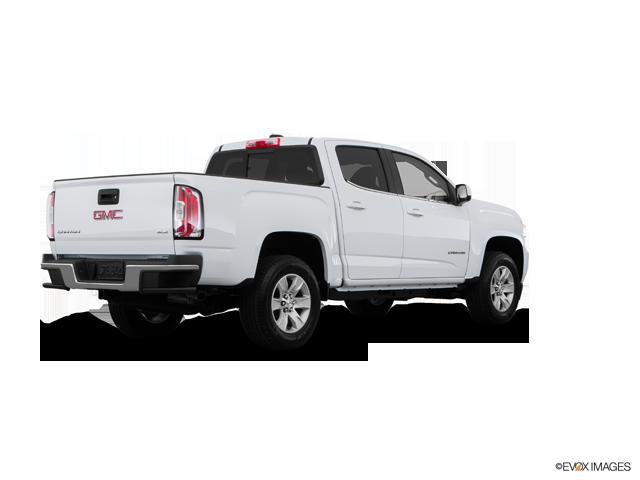 2016 GMC Canyon 2WD