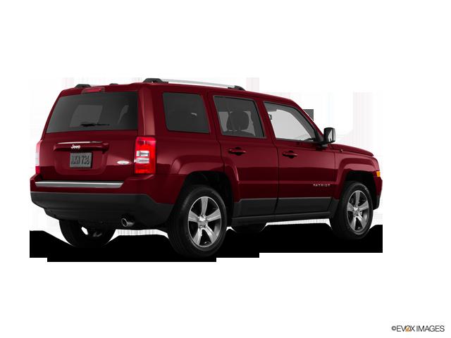 2016 Jeep Patriot High Altitude Edition