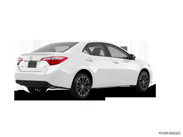 New 2016 Toyota Corolla in Walnut Creek, CA