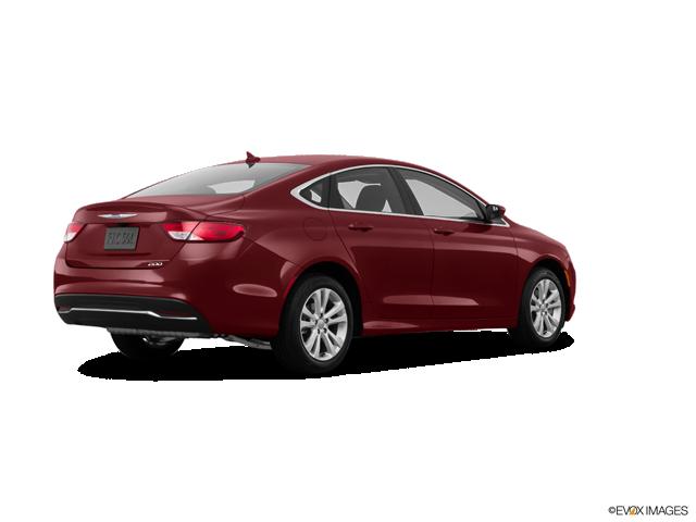 New 2016 Chrysler 200 in San Jose, CA