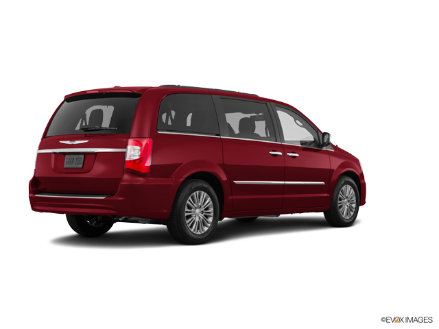 Used 2016 Chrysler Town & Country in Alamagordo, NM