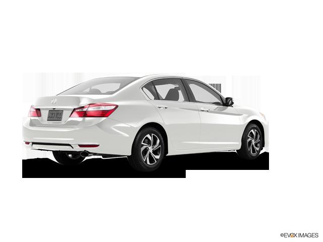 2016 Honda Accord Sedan LX